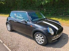 Mini Mini 1.6 Salt One 52/2003 long mot & serviced