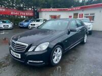 2012 Mercedes-Benz E Class 2.1 E220 CDI BlueEFFICIENCY SE (s/s) 4dr Saloon Diese