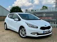 2013 Kia Ceed 1.6 CEED 3 ECODYNAMICS Hatchback Petrol Manual