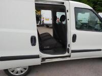 2014 Vauxhall Combo 90PS L1H1 5 Seats Van 2300 Crew/27000 miles only