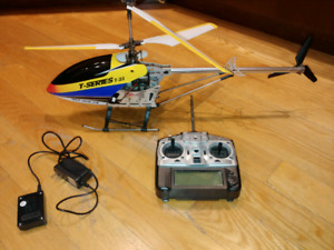"""Large 24"""" R/C Helicopter"""