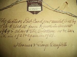 1964 Picture Postcard in Frame Belleville Belleville Area image 3