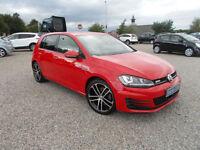 2014 Volkswagen Golf 2.0TDI ( 184ps ) GTD