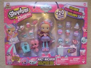 Shopkins Shoppies Super Shoppers Pack (Brand New In Box)