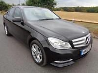 2012 Mercedes-Benz C Class 2.1 C220 CDI BlueEFFICIENCY SE (Executive Pack) 4dr