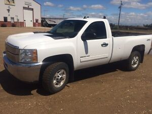 For Sale 2012 Chev. 2500 HD