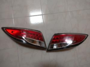 2009-2013 Mazda 6 Sedan Used OEM Tail Lights Pair Left and Right