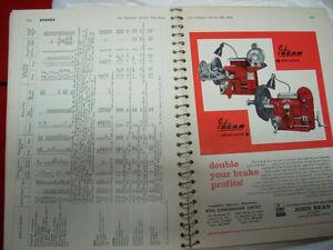1972 Can. service  data book Peterborough Peterborough Area image 6