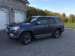 LOWEST MILEAGE 2011 Toyota 4Runner LIMITED on Kijiji - LOADED