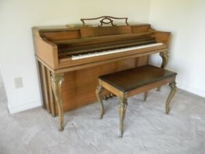 Piano needs Good Home