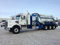 Freightliner Combo Vac Tridrive