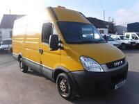 IVECO DAILY 35S11V MWB HR, Yellow, Manual, Diesel, 2011