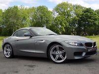 BMW Z4 2.0 20i M Sport sDrive 2dr (start/stop) (grey) 2013