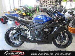 2007 Suzuki GSX-R 600 30,87$/SEMAINE