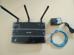 TP-Link Archer C7 AC1750 Dual Band Gigabit Router
