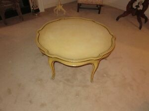 FRENCH PROVINCIAL COFFEE TABLE London Ontario image 2