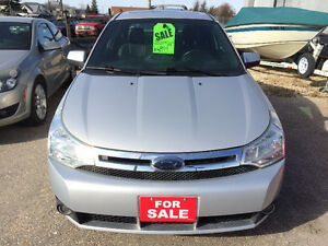 2008 Ford Focus SES - Clean Title/Fresh Safety + 1 Year Warranty