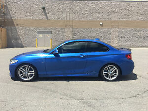2014 BMW 228i M Sport Coupe ( F22 )