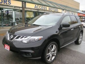 2012 Nissan Murano LE, !!!TOP OF THE LINE, FULLY LOADED!!!