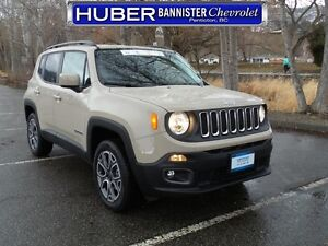 2015 Jeep Renegade 4x4/Heated Seats/North Pkge