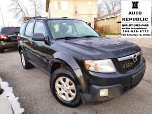 2011 Mazda Tribute GX, 4WD, Certified, Accident FREE