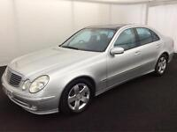 MERCEDES E320 CDI AVANTGARDE AUTO >BEST OFFERS INVITED< FULL HISTORY..NAVIGATION