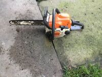 Still ms170 14 inch chainsaw