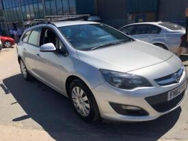 Vauxhall Astra 1.7CDTi 16v 110ps ecoFLEX ( s/s ) Exclusiv ESTATE - 2012 62-REG