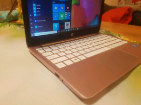"HP Slim Lightweight Laptop 12"" HD Screen"