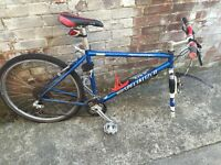 SPECIALIZED rock hopper retro old school bike spares repairs