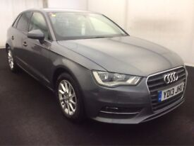 ***AUDI A3 SPORTBACK 1.6 TDI 105 SE Hatchback GOOD CREDIT BAD CREDIT FINANCE AVAILABLE***