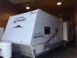 2007 JAYCO 29BHS BUNK MODEL WITH SLIDE