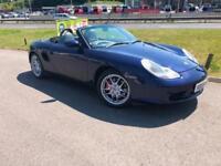 2003 Porsche Boxster S 3.2 - New MOT - Only 67605 Miles