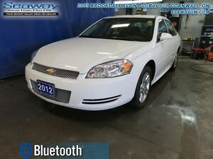 2012 Chevrolet Impala LT  - out of province - Bluetooth -  OnSta