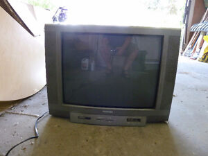 20 inch Toshiba CRT Television