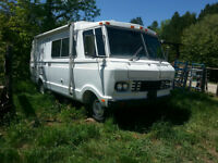 older international rv with 76021 miles not km