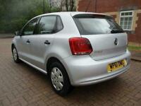 2011 Volkswagen Polo S Hatchback Petrol Manual