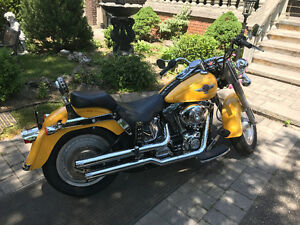 Selling 2006 Harley Fat Boy. Excellent condition.