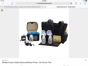 Medela Pump In Style breast pump with LOTS of extras