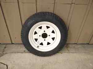 Trailer Tire Spare NEW