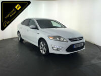 2011 61 FORD MONDEO TITANIUM TDCI DIESEL SERVICE HISTORY FINANCE PX
