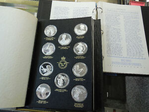 History of Man in Flight Coin Set