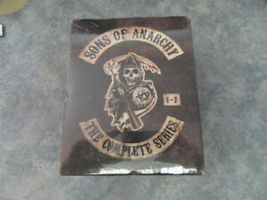 Sons Of Anarchy Complete Series (Bluray)