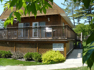 Cottage rental. Off season special rate.