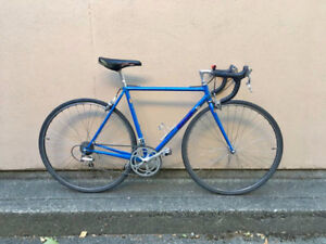 Steel Road Bike - Columbus Multishape + Dura Ace - $650