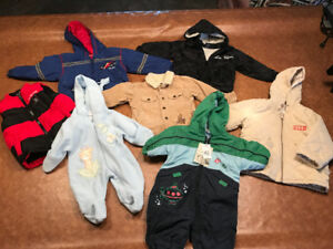 Various Toddler Shoes, Hats & Jackets of ALL SEASONS MINT!