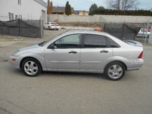 2003 Ford Focus ZTX 5 Speed Runs Great Heated Seats