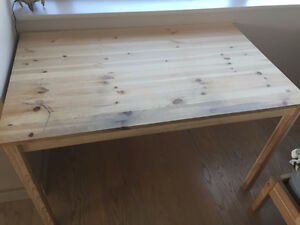 cheap sale! desks +shelf