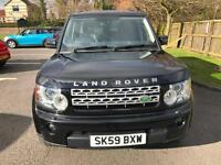 Land Rover Discovery 4 3.0TDV6 ( 242bhp ) 4X4 Auto XS