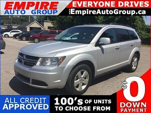2014 DODGE JOURNEY SE * 7 PASSENGER * REAR AC *
